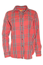 Pre-Owned Vintage Joe Fresh Plaid Shirt  Red (S)