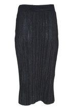 Pre-Owned Zara Sexy Straight Skirt Black (M)