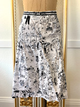 Pre-owned apt. 9 French Cafe A-line Skirt (8)