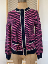 Pre-owned J. Crew Collection Featherweight Cashmere Cardigan (S)