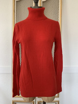 Pre-owned J.Crew Dream Turtleneck Sweater Wool/Cashmere (S)