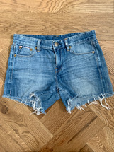 Pre-owned J. Crew Denim Cut-off style Shorts (26)