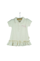 Eotton Certified Organic Cotton Girls Shirt Dress w/ Bottoms
