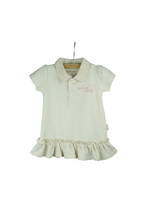 EottonCertified Organic Cotton Shirt Dress w/ Ruffles and Bottoms