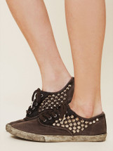 Bed Stu Studded Muddy Waters Sneaker (7.5)