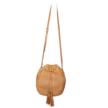 J. Crew Tassel-Tie Bucket Bag