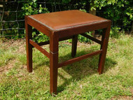 20th CENTURY ANTIQUE STOOL
