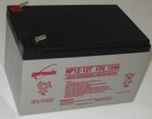 12V 12AH Gel Cell Battery (gc12v12ah)