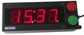 "4-digit Up/Down timer, 2-1/3"" digits (dsp264a)"