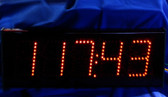 "Five-digit LED Display, 5"" Digits (dsp505b)"