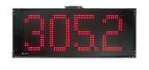 "Four Digit, 10"" Race Clock Sports Timer (spe1004s)"