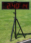 "Four Digit, 6"" Race Clock Sports Timer (spe604s)"