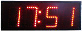 "Four-Digit LED Display, 6"" Digits (dsp604b)"