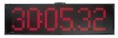 "Six Digit, 10"" Race Clock Sports Timer (spe1006s)"