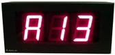 Three-Digit 2-1/3IN Display,TRI-COLOR (dsp253bt)