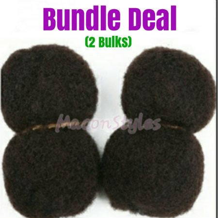 Bundle Deal (2 Bulks of Hair)
