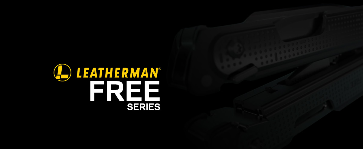 The new Leatherman Free series introduction on how good it is