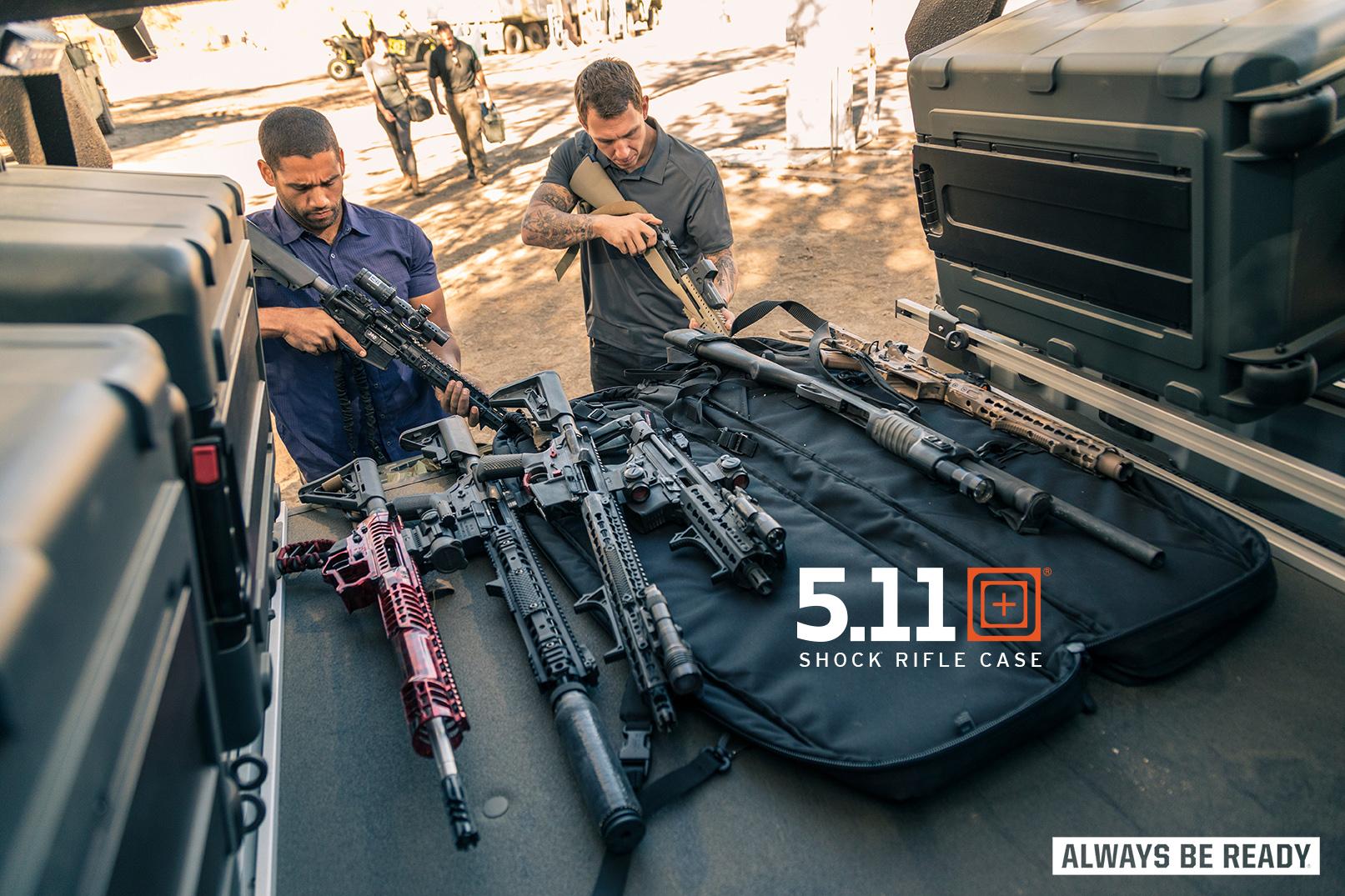 511 range day best range bag 42 and 36 inch shock case