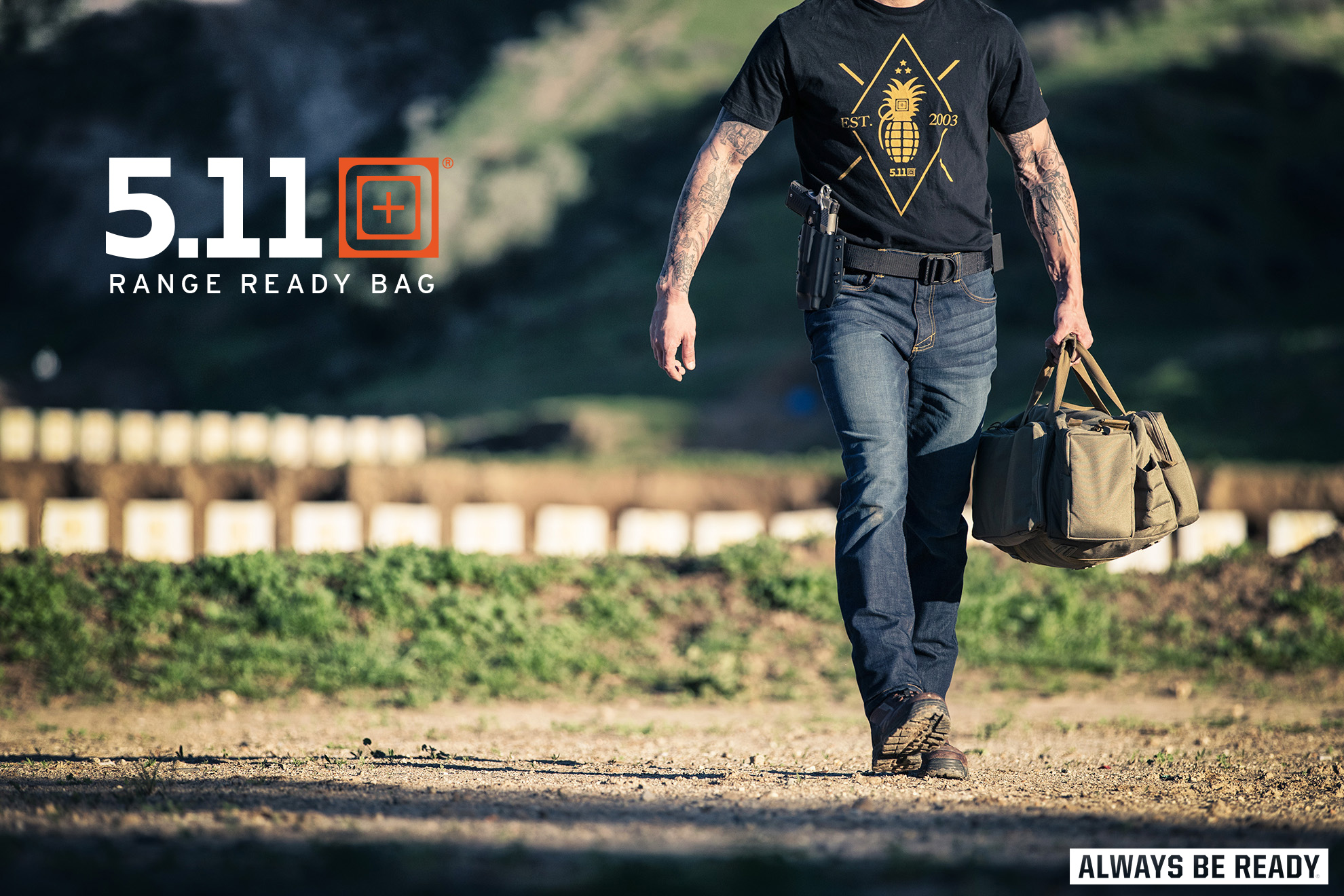 511 range day range ready bag for all you tactical equipment