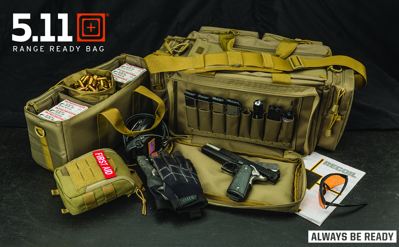 511 range ready bag what to pack for the range loadout