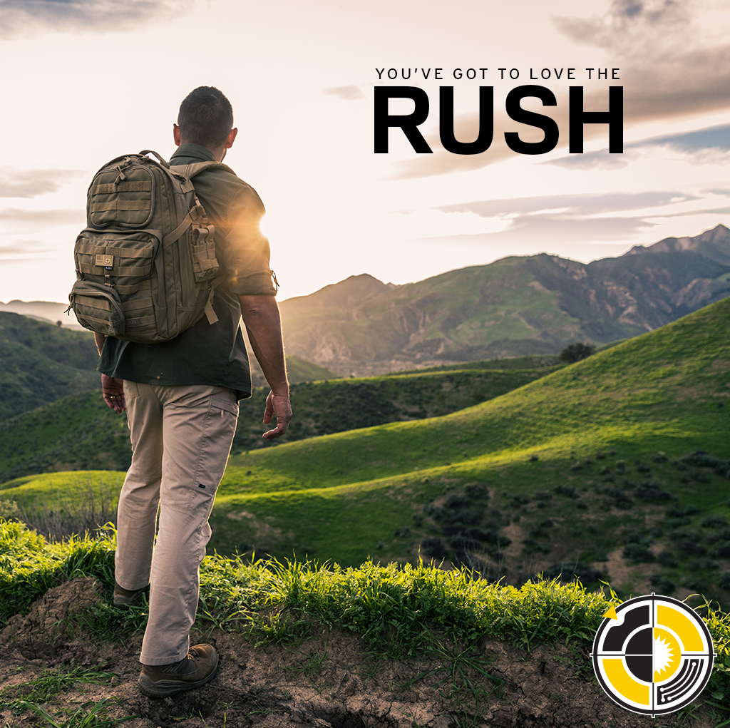 5.11 Rush backpacks and bags series. A look at which Rush carrier is best for you.