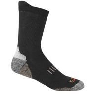 5.11 Tactical Year Round Crew Sock Black