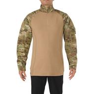 5.11 MULTICAM TDU Rapid Assault Shirt 72185 - front