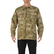 5.11 MULTICAM TDU RipStop L/S Shirt