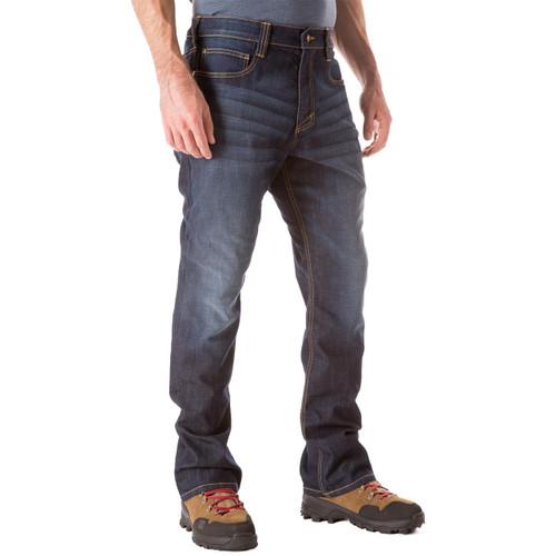 5.11 Defender Flex Jean Straight Fit 74477 left view