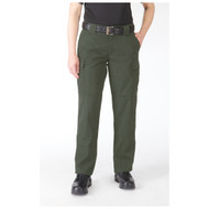 5.11 Womens Rip TDU Pants - TDU Green - 64359 - front view