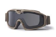 ESS Influx AVS Goggle, Terrain Tan