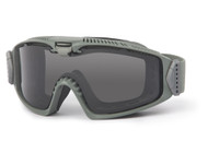 ESS Influx AVS Goggle, Foliage Green