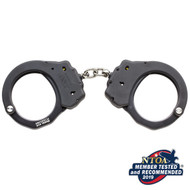 ASP Tactical ULTRA Chain Handcuffs Aluminium Black
