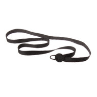 "Key-Bak #USL100 Lanyard 1/2"" Black"