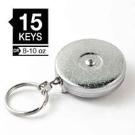 "Key-Bak #3 24"" Chain w/Belt Loop"