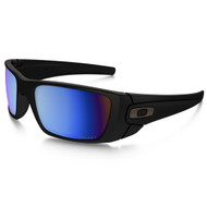 Oakley SI Fuel Cell Matte Black w/Prizm Deep Water Polarized