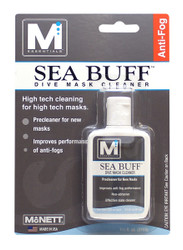 McNett SEA BUFF Dive Mask Cleaner 1-1/4 OZ