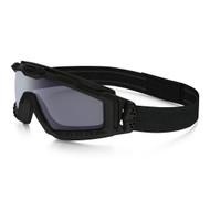 Oakley SI Ballistic HALO Goggle Matte Black w/Grey Lens