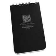 "RITR Tactical Notebook 3"" x 5"" Black"