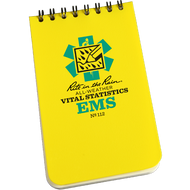 RITR EMS Vital Stats Notebook
