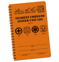 RITR Incident Command Notebook
