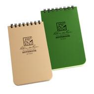 """RITR Tactical Notebook 3""""x5"""""""