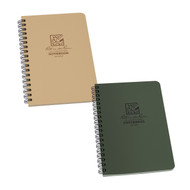 RITR Side Spiral Notebook