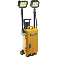 Pelican 9460 Remote Area Lighting System w/Wireless, Yellow