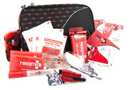 prepareme Lifesaver Kit - The DELUXE Essentials w/Red Resqme