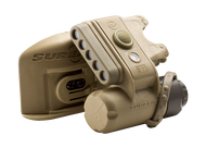 Surefire HL1-B Helmet Light IR/WH/IR Tan