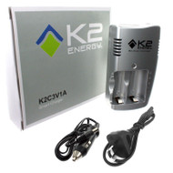 K2 Smart Charger for K2 K2123A 3.2V Rechargeable Battery