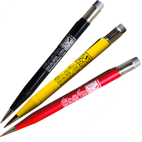 RITR Mechanical Pencil Black