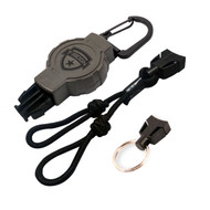 T-Reign Hunting Game Call with Retractable Tether Carabiner