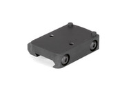Trijicon Picatinny Rail Mount Adapter for RMR Low Profile
